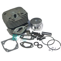 Chinese 5800 Chainsaw Engine Rebuilt Kit 45.2mm 58cc Cylinder Piston Assembly