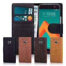 Fundas y carcasas Para HTC 10 de cuero para teléfonos móviles y PDAs HTC