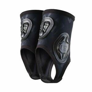 G-Form Ankle Guards Pads Pro-X MTB BMX Skate Protective Gear L/XL