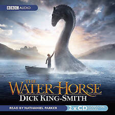 THE WATER HORSE - DICK KING-SMITH NEW/UNSEALED CHILDRENS CD AUDIO BOOK
