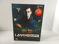 I Am Hardwell DVD+CD 2013 Dutch Release Dance Music Documentary