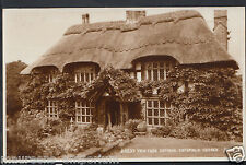 Sussex Postcard - Yew Tree Cottage, Catsfield   MB1204