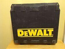 "DeWalt DC727 3/8"" Cordless Drill Driver w/ Hard Case & DW9118 Charger"