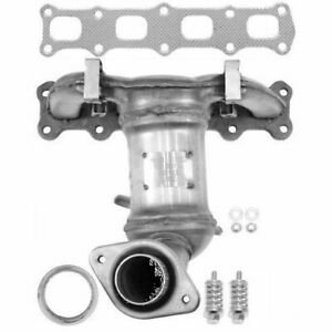 Eastern Catalytic 20417 Exhaust Manifold with Integrated Catalytic Converter
