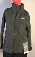 EDDIE BAUER Soft Shell Jacket 365 All Climate System Weather Resistant Sz: M NWT