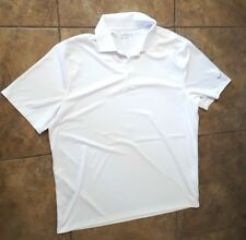 NEW Mens Nike Golf Dri-FIT Moisture Wicking Polo Sport Shirt 838956 101 Size XL
