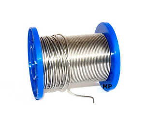 Soldering Wire for electronics, hobbyists & DIY's - fluxed core