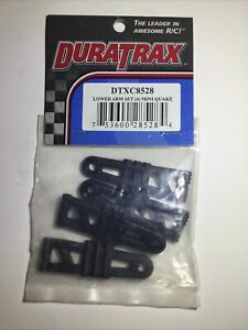 Duratrax DTXC8528 Lower Suspension A-Arms for Mini Quake (Rare And Discontinued)