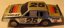Tyco 440x2 Buick Stock Car #8955, 25th Anniversary Slot Car