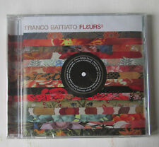 #  BATTIATO FRANCO - FLEURS  3 -  CD NUOVO SIGILLATO -