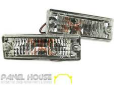 Bar Indicator Lights PAIR Crystal Clear fits Holden Rodeo TF Ute 91-97 PR