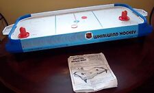 Coleco Whirlwind Air hockey game 1975 table top hockey game