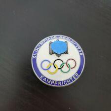 1936 Olympics Pin 1936 Berlin Made in Germany XI Olympiade