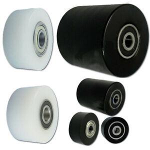 Profilrollen  Kunststoffrolle mit/ohne Kugellager Polyamid Rollen Ø 40mm-Ø65mm