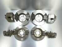 VW Golf MK5 2004-2008 Front And Rear Brake Pads Discs & callipers Package