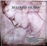 Porter Heaps at the Pipe Organ Beloved Hymns Gospel Music LP Album