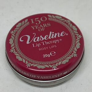 Vaseline Lip Therapy Rosy Lips, 20g