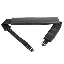 Tactical Black QD Shotgun Sling With Swivels And Shell Carrier Fits Mossberg 590