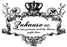 Shabby-Landhaus-Möbeltattoo-Dekoaufkleber-Romantik-Stil   **Nr.: A770
