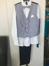 Dockers Kids Boys  Suit Size 18 New With Tags
