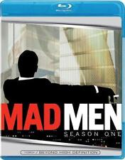Mad Men - The Complete 1st Season One 1 (Blu-ray Disc, 2008, 3-Disc Set)