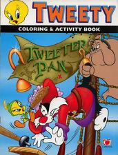 Tweety coloring book RARE UNUSED