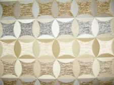 Upholstery/Drapery Home Decor Chenille Fabric Candace Beige By The Yard