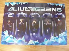 BIGBANG - ALIVE TOUR IN SEOUL 2012 LIVE CONCERT [ORIGINAL POSTER] K-POP