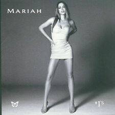 #1's by Mariah Carey (CD, Oct-2001, Phantom Import Distribution)