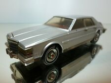 WESTERN MODELS CADILLAC SEVILLE - GREY METALLIC 1:43 - GOOD CONDITION - 7