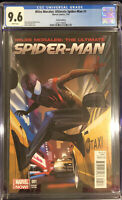 CGC 9.6 Miles Morales Ultimate Spiderman # 1 1:50 Fiona Staples Variant NM+