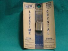 Lifetime   RF  Crystal - Frequency  39.42 , TMR      *NOS*