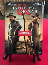 Hatfields & McCoys DVD Brand New  Uncut Version