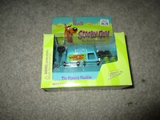 Johnny Lightning Scooby-Doo The Mystery Machine Diecast Model Kit 1:64 2002 MISB