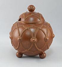 8445014 Ceramics Punch Westerwald um 1920 Stoneware Round