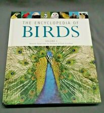 The Encyclopedia of Birds VOL 2 by Kenny Clements; Facts on File, Inc. Staff