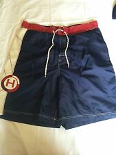 Vintage Tommy Hilfiger Swim Trunks Shorts Sz L