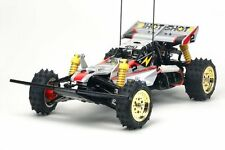 Tamiya 58517 Super Shot (Super Hot Shot) RC Kit DEAL BUNDLE w/ Twin Stick Radio