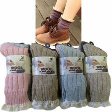 Wool Machine Washable Socks for Women
