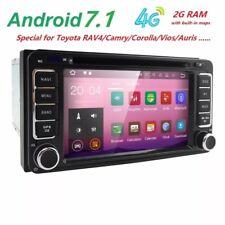autoradio 2 din Android 7.1 per TOYOTA Camry Prado RAV4 VIOS HILUX Yaris STEREO