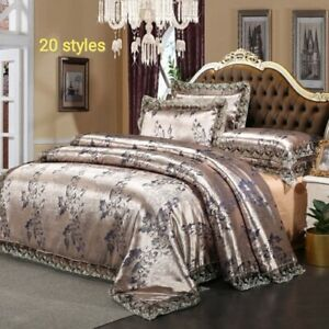 2021 Luxury 3-piece high-quality bedding set quilt cover 1 quilt + 2 pillowcases
