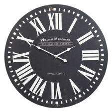 London Round Vintage/Retro Wall Clocks