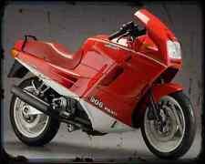 Ducati 906 Paso 3 A4 Photo Print Motorbike Vintage Aged