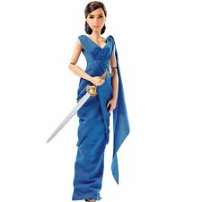 DC Comics Wonder Woman FDF36 Diana Prince and Hidden Sword Doll Mattel 12 Inch