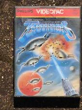 Philips Videopac G7000 Game Terrahawks GERRY ANDERSON