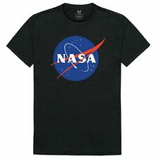 NASA Official Logo Cotton T-Shirts Unisex