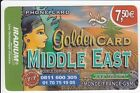 FRANCE TELECARTE / PHONECARD PREPAYEE .. 7€50 IRADIUM EGYPTE EGYPT 12/2015 +N°