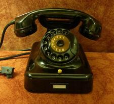 Jubiläum! 70! W48  Telefon Bakelit W 48 SIEMENS Telephone Top! WIE NEU!