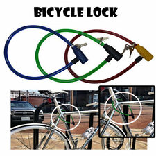 Heavy Duty Pro Bicycle Bike Cycle lock Cable Mountain (high quality)