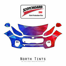 PreCut 3M Scotchgard Paint Protection Clear Bra Kit for KIA Sportage 2017